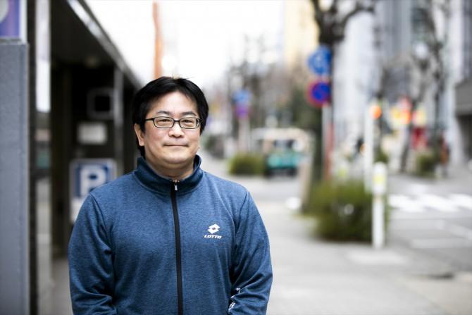 木村賢孔トレーナー